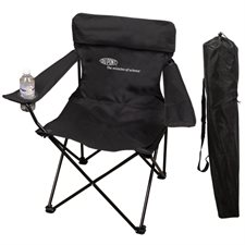 folding chair in a bag