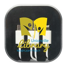 atomic 3-in-1 charging cable in case