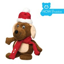"""chien en peluche """"jacob the holiday dog"""""""