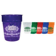 Fluted 16oz Jewel Stadium Cup
