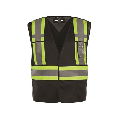 Protector - One Size High Vis Safety Vest
