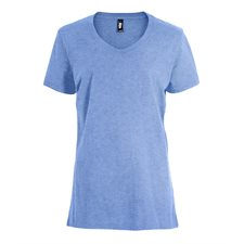 INITIAL-T-SHIRT COL ROND FEMME
