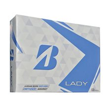 BRIDGESTONE LADY WHITE LBWX