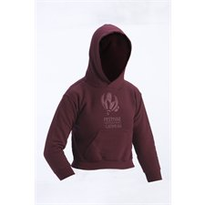 Junior hooded sweater