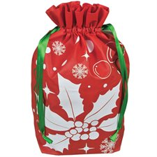 environmentally friendly holiday gift bag large