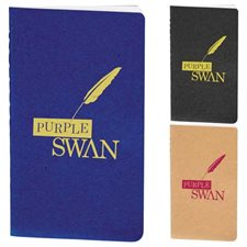 """3"""" x 5"""" Recycled Mini Pocket Notebook"""