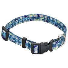 "Full Color 3 / 4"" Wide Pet Collar"