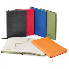 BRADFORD VINYL COVER &REFILLABLE SPIRAL NOTEBOOK