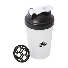 the cross-trainer 400 ml. (13.5 oz.) small shaker bottle