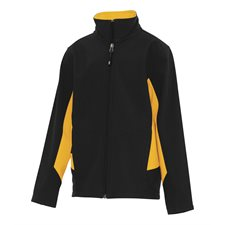 COAL HARBOUR® EVERYDAY COLOUR BLOCK SOFT SHELL YOUTH JACKET